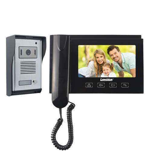 Lansidun Video Doorbell Door Phone