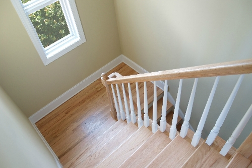 I have to limit the number of times I go up and down my main staircase as it is so difficult for me (straight staircases only) CLINIC