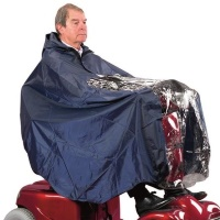 Image of the Universal Scooter Cape