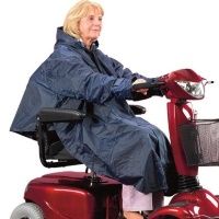 Image of the Deluxe Scooter Poncho