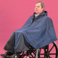 Image of the Wheelchair Poncho