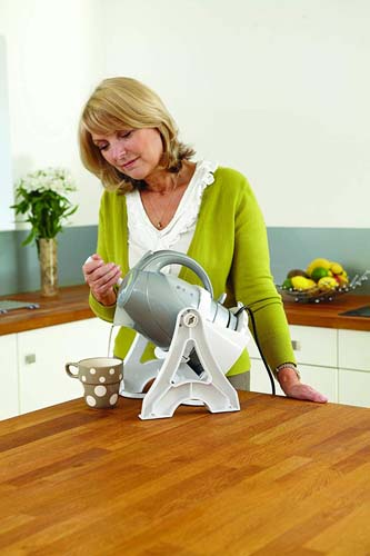 Image of the Homecraft Kettle Tipper