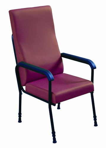 Image of the Longfield High Back Chair