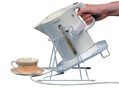 Image of the Cordless Jug Kettle Tipper