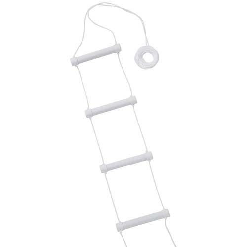 Image of the Rope Bed Ladder