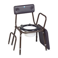 Cannock Commode with Extending Legs