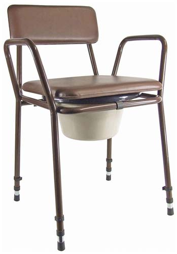 Economy Stacking Commode
