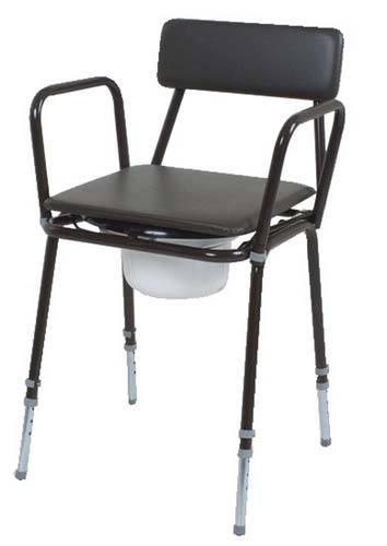 Image of the Dovedale Adjustable Height Commode