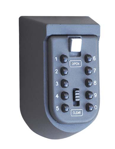 Aidapt Wall Mounted Key Safe