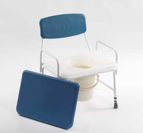 Image of the Belgrave Bariatric Height Adjustable Commode