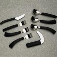 Image of the Amefa Left Handed Angled Knife
