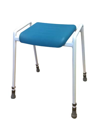 Deluxe Standard Adjustable Height Perching Stool Basic (without back or arms)