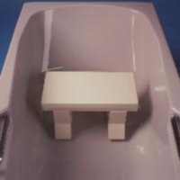 Derby Bath Seat 6in or 15cm