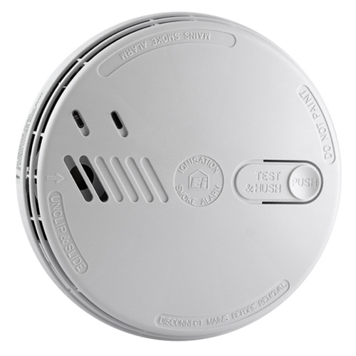 Image of the 230V Ionisation Smoke Alarm