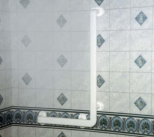 Ashby Shower Kit - White