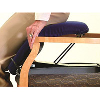 Image of the Easilift Portable Lifting Seat