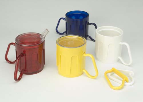Medeci System Cup - Transparent Red