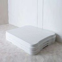 Adjustable modular bath step 2in + 1in Section (3in total)