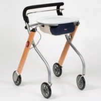 Image of the Lets Go Indoor Rollator
