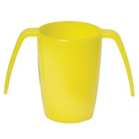 Image of the Ergo Plus Cup - Yellow