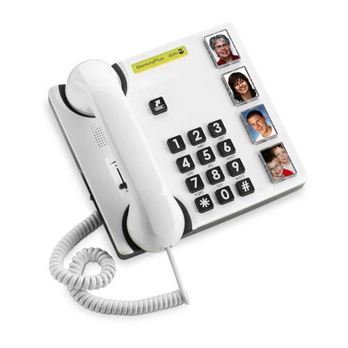 Doro 319ph MemoryPlus Amplified Telephone