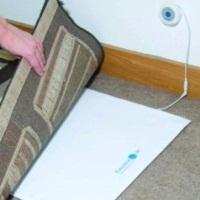 Image of the Wandering Alert Floor and Door Sensor Kit