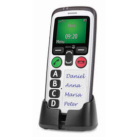 Easy to use mobile phones - Making Life Easier
