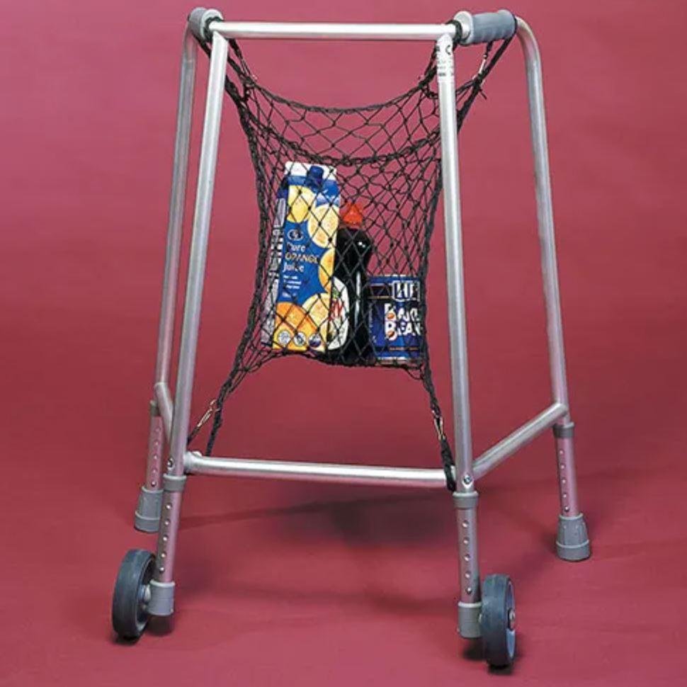 Image of the Net Bag for Walking Frame