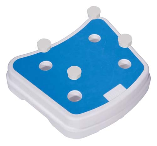 Drive Portable Bath Step 4in + 2in Section (6in Total)