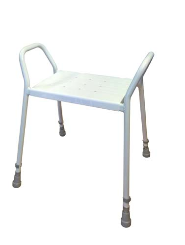 Shower stool (with arms only)