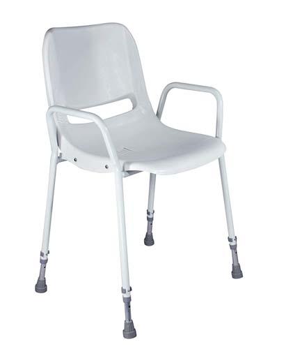 Milton Shower Chair Adjustable Height