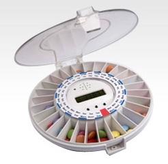 Image of the Medelert medication dispenser